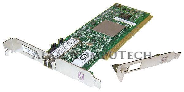 IBM Emulex FC1020055-11B FC 2GB PCI-x Adapter 03N6440 Fibre Channel with LP Card