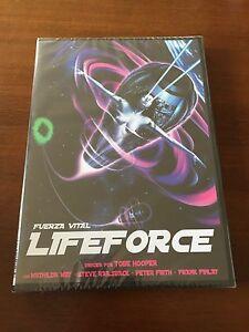 LIFEFORCE-FUERZA-VITAL-1-DVD-1985-NUEVO-EMBALADO-NEW-SEALED-115-MIN