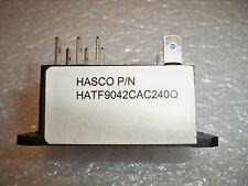 HASCO RELAY #HATF9042CAC240Q, 2-POLE, N.O. 30A 120/277 VAC- S.S.T. AMPZILLA 2000