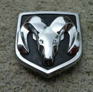 Dodge steering wheel emblem insert interior Ram Charger Dart OEM Factory Genuine