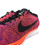 Nike-Flyknit-Racer-Mens-Running-Shoes-Size-10-5-Black-Hyper-Orange-526628-008 thumbnail 8