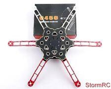 Totem Q450 Mini HEX Alien Quadcopter Frame Kit W/ Integrated PCB Wiring UK