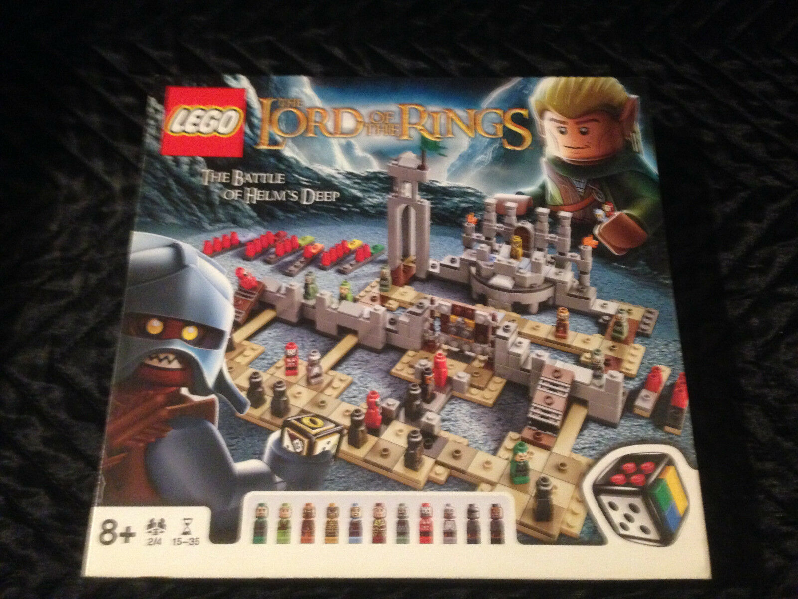 LEGO Games Lord of the Rings The Battle of Helm's Deep (50011)