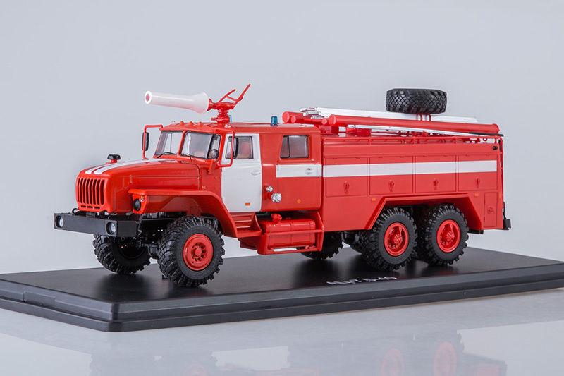 Ural 4320 ac-7,5-40 feuer 1 43 ssm 1228