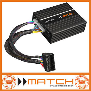 Match-7-UP-BMW-7-channel-Plug-amp-Play-Upgrade-CAR-Amp-Amplifier-DSP-Kit