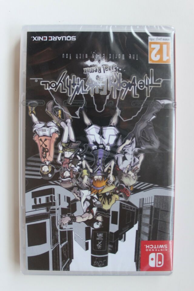 The World Ends With You: Final Remix, Nintendo Switch