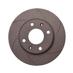 Black Diamond G6 Grooved Front Brake Discs Suits BMW E60 540i 545i 550i