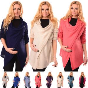 Purpless Maternity Pregnancy And Nursing Cardigan Jumper Sweater Pullover 9005 Ebay