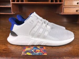 Details about Adidas EQT Support 9317 Mens Running Shoe WhiteBlue BZ0592 NEW Mens Size 12