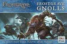 fgvp03 Frostgrave Gnolls - - fantasy giochi di guerra - 28mm - Warhammer