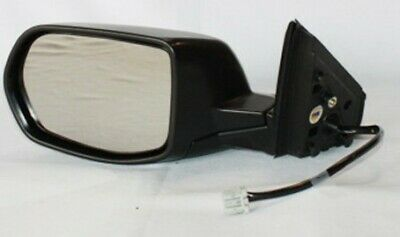 NEW LEFT POWER DOOR MIRROR WITHOUT HEATED FITS 2007-2011 HONDA CR-V HO1320226