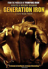 Generation Iron, New DVDs