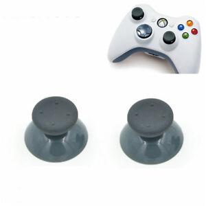 4-x-Replacement-Xbox-360-Controller-Analog-Thumbsticks-Thumb-Grip-Stick-Cap-GREY