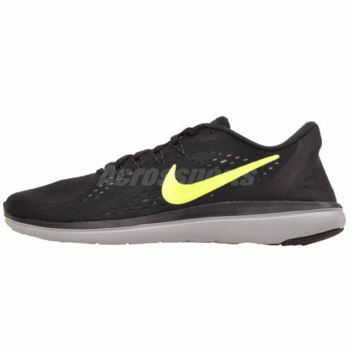Nike 015 da 898457 Nero Flex 2017 uomo Scarpe running Rn Volt BtxvwqB7F