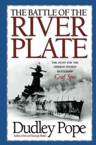 Pope Dudley-Battle Of The River Plate (US IMPORT) BOOK NEU