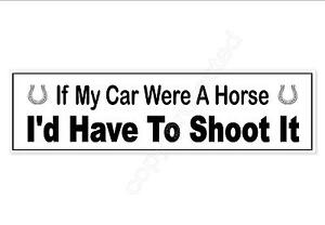 I was normal then I bought my first horse  Bumper Sticker
