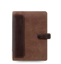 Filofax Holborn Nubuck Organizerplanner Personal Size Brown Leather 026040