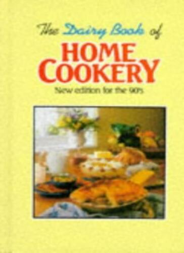 1 of 1 - The Dairy Book of Home Cookery: New Edition for the Nineties By Sheelagh Donova