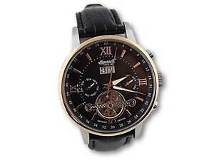Ingersoll-senores-reloj-reloj-de-pulsera-in6900rbk-gran-canon-IV-negro-automatico