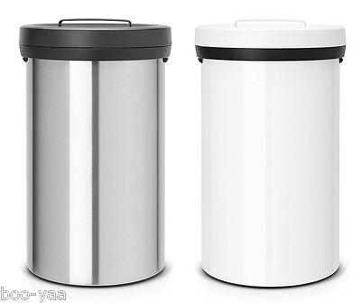Brabantia XL Mülltonne BIG BIN design Mülleimer Abfallsammler 60 L Mülltrennung