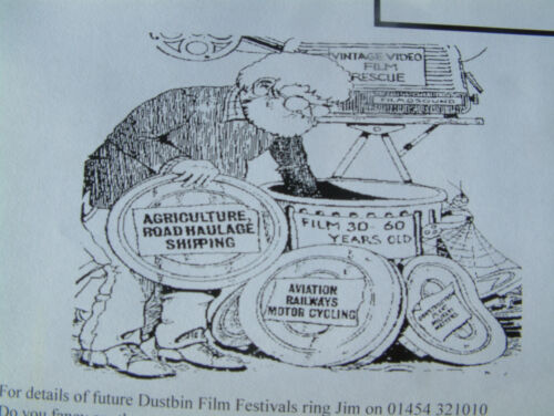 Historical 16mm film Devon and Cornwall China Slate and Baffinland on DVD.
