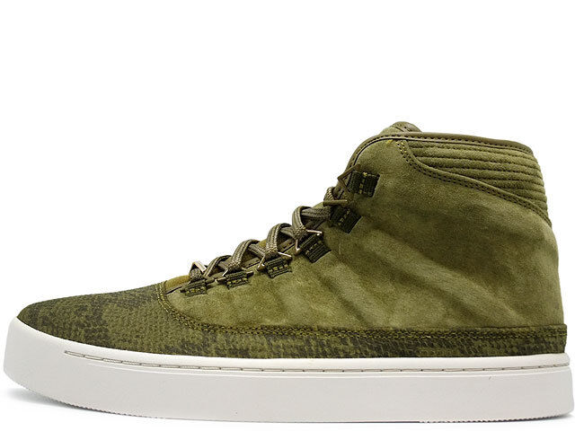 5b10ef479d587d Jordan Westbrook 0 Mens Shoes Militia Green Snakeskin Military Camo US 9.5  for sale online