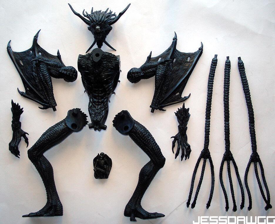 10  figura de construcción de bonificación Dante de Devilman más de demonio Fewture Anime Satanás