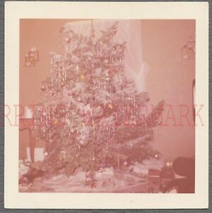 Angel Hair Christmas Tree Decoration.Details About Vintage Snapshot Photo Christmas Tree Holiday Decorations Angel Hair 693887