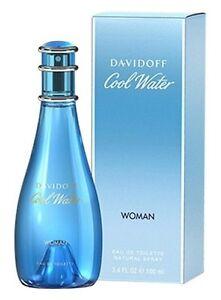 davidoff cool water woman perfume 100ml