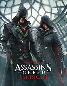 The-Art-of-Assassins-Creed-Syndicate-by-Paul-Davies-NEW-Book-FREE-amp-FAST-Deliv