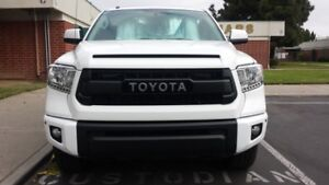 Image Is Loading Genuine Toyota 2017 Tundra Trd Pro Grille