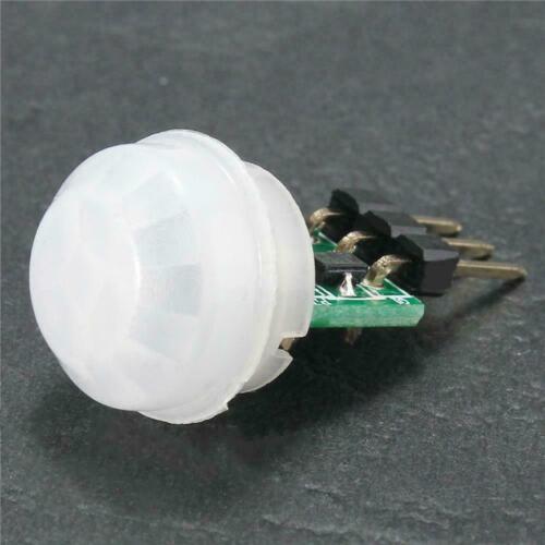 DC 2.7-12V  AM312  IR Infrared Mini Body Motion Pir Human Sensor Detector s U2S1