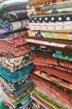 Lot of 10 fat quarters, No Duplicates, 100% Cotton Quilting Fabric, high quality