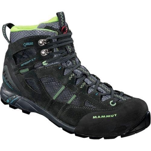 Mammut rojoburn MID GTX Gore-Tex trekingzapatos botín de senderisml 36 22,5cm nuevo New