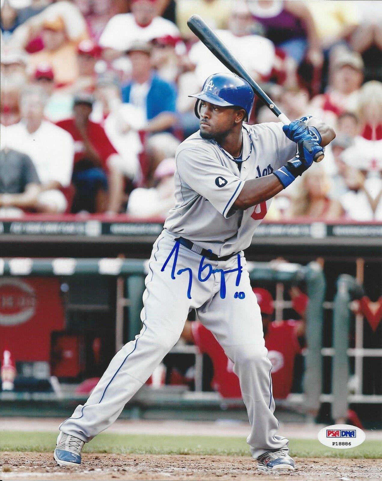 Tony Gwynn Jr. Los Angeles Dodgers Signed 8x10 Photo - PSA/DNA # P18886