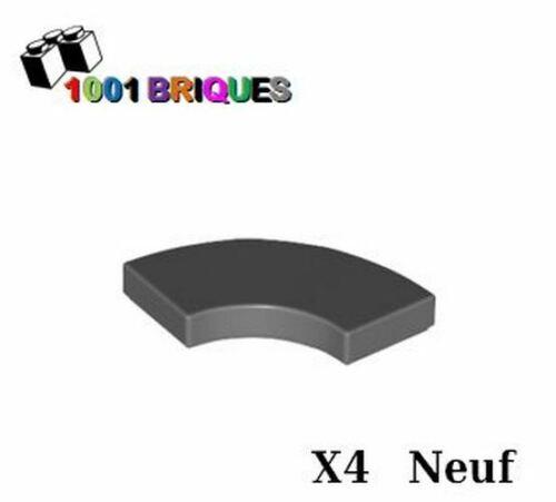 Lego 27925 x4 Tile Round Corner 2 x 2 Macaroni Dark Bluish Grey
