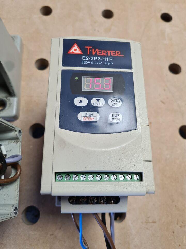 Frekvensomformer, T-verter