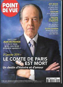 POINT-DE-VUE-N-3680-MORT-DU-COMTE-DE-PARIS-JEAN-DE-FRANCE-JEFF-BEZOS