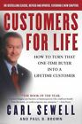 Customers for Life: How to Turn That One-Time Buyer into a Lifetime Customer by Carl Sewell, Paul Brown (Paperback, 2003)