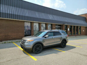 2012 Ford Explorer LIMITED 4WD NAVI/CAMERA 7 SEATER
