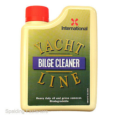 Boat Yacht Bilge Cleaner Biodegradable Heavy Duty Degreaser Cleaner 500ML