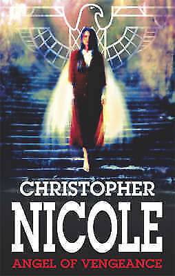 "1 of 1 - ""VERY GOOD"" Nicole, Christopher, Angel of Vengeance (Angel (Severn House)), Book"