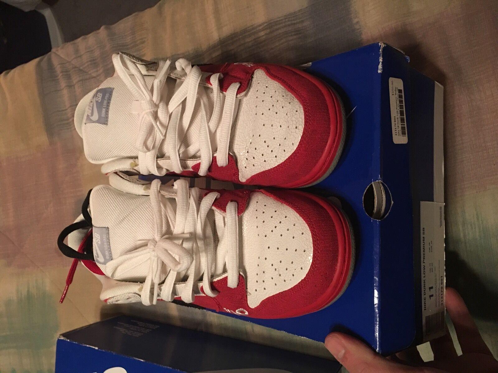 Nike Dunk Low Pro Premium Sb Roller Roller Roller Derby Size 11 Supreme Jordan Yeezy 1 2 3 4 5 24cd51