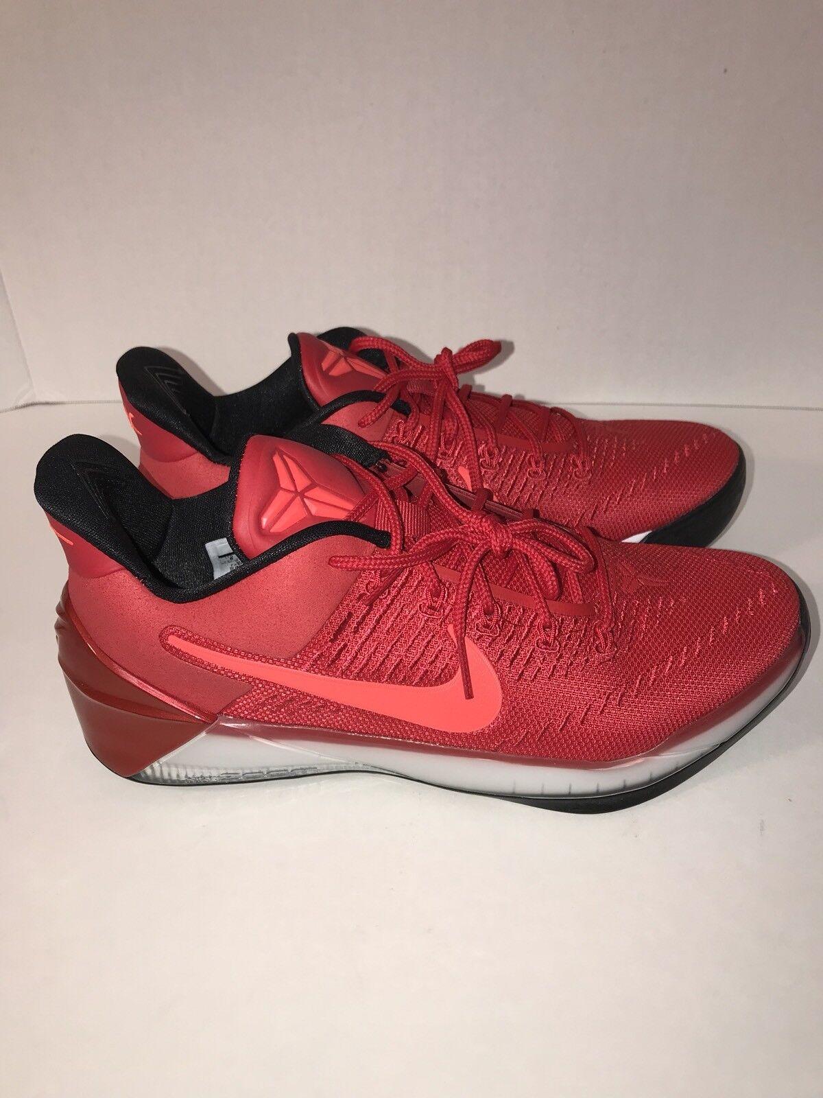 2017 Nike Zoom Kobe A.D. SZ 13 University University University Red X-Mas FTB Bryant 852425-608 f213fc