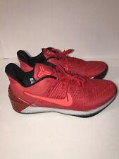 detailed look f9b60 1bead 2017 Nike Zoom Kobe A.D. SZ 13 University Red X-Mas FTB Bryant 852425-