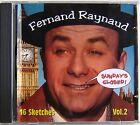 FERNAND RAYNAUD (CD) A LONDRES