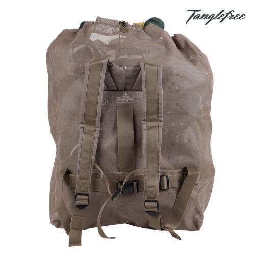 Tanglefree Square Bottom Decoy Bag