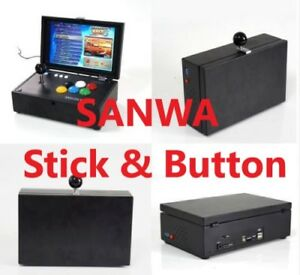 Details about Pandora's Box 3D 2020 Arcade Game JAMMA HDMI SANWA Portable  Console with Screen