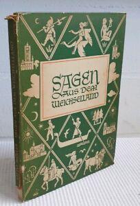 Otto Müller Sagen aus dem Weichselland - 1942 - selten - Heimatkunde - Leimen, Deutschland - Otto Müller Sagen aus dem Weichselland - 1942 - selten - Heimatkunde - Leimen, Deutschland