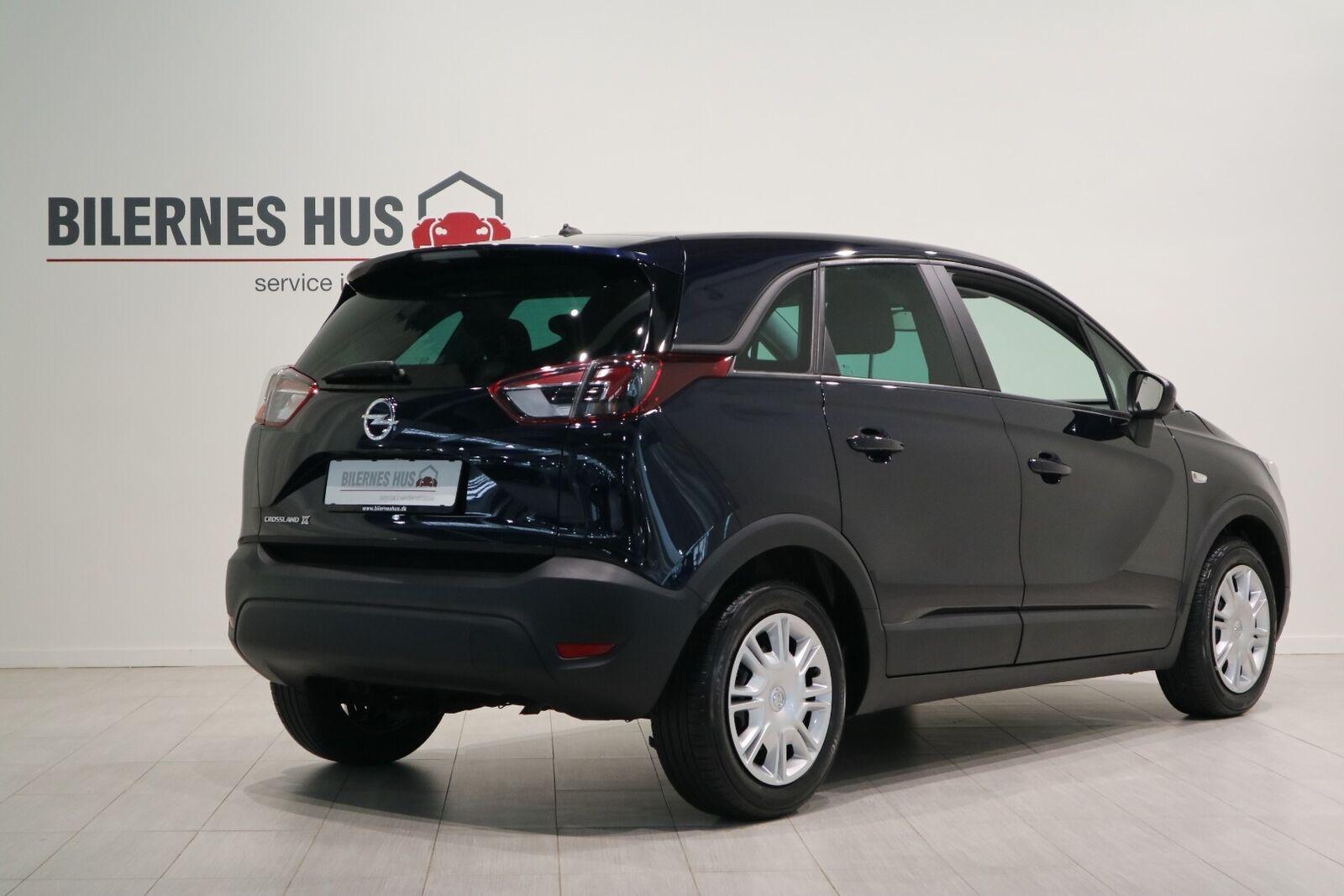 Opel Crossland X 1,2 Enjoy - billede 1